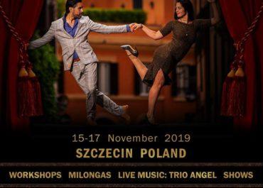"""XI. Międzynarodowy Festiwal Tanga Argentyńskiego """"Tiempo Para Tango Szczecin 2019"""""""