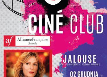 Ciné Club: Jalouse (Zazdrość)