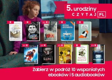 10 bestsellerów za darmo na Gwiazdkę – świąteczna edycja Czytaj PL