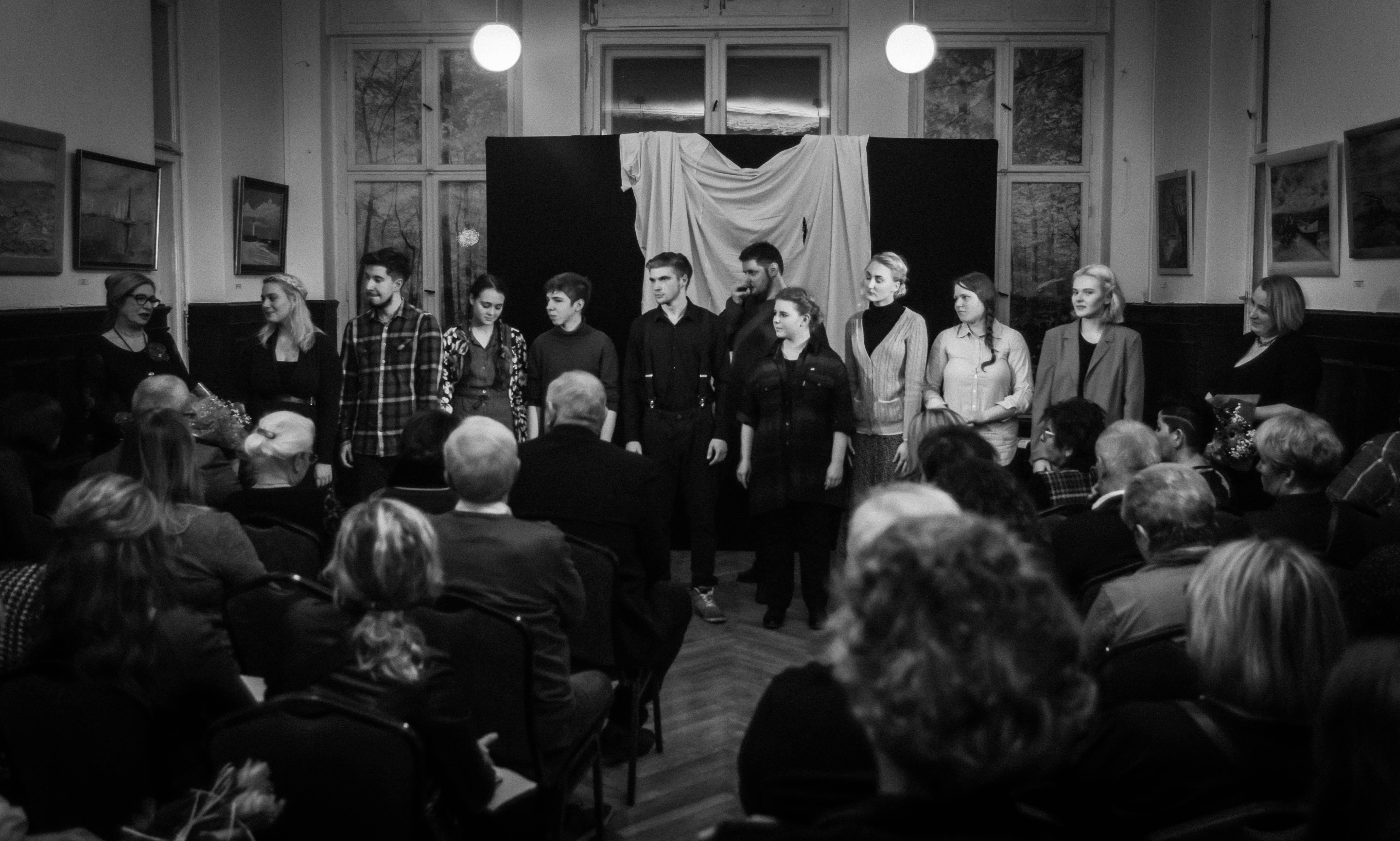 """Studio Teatr – Premiera spektaklu """"Ten Rzeczy Niepokój"""""""