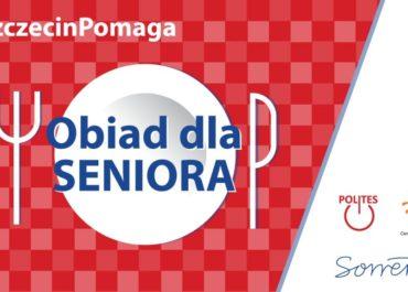 #SzczecinPomaga – Obiad dla Seniora