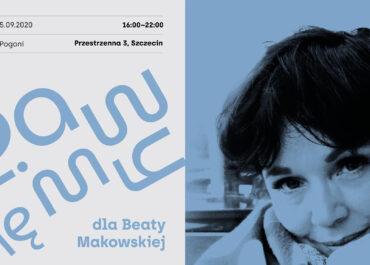"""""""Bawimy się dla Beaty Makowskiej"""""""