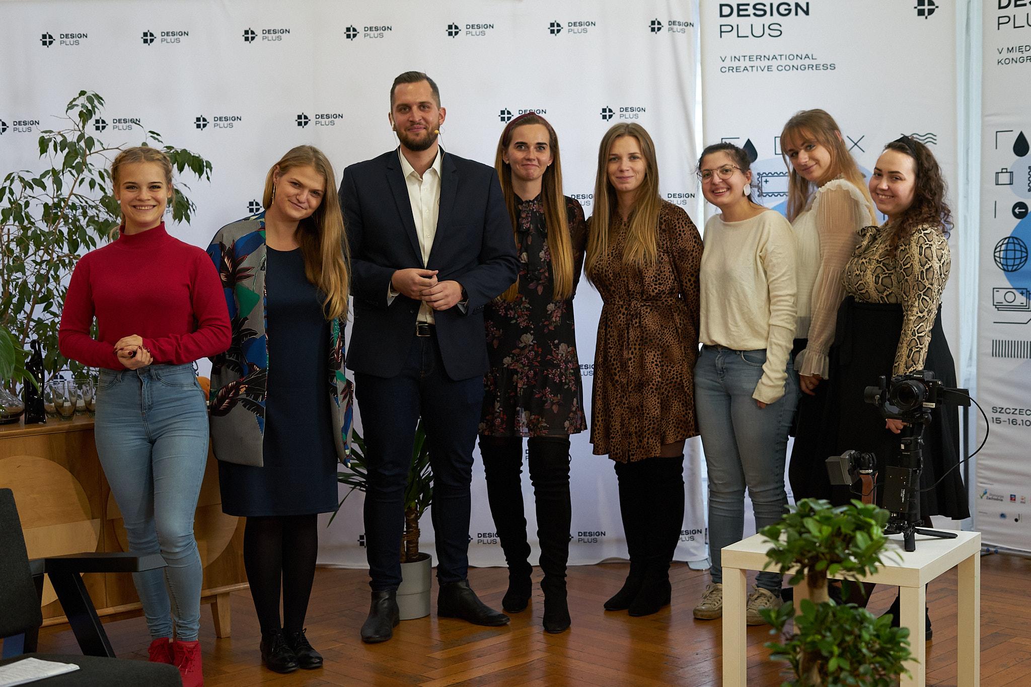 V Międzynarodowy Kongres Kreatywny Design Plus / Dzień 1