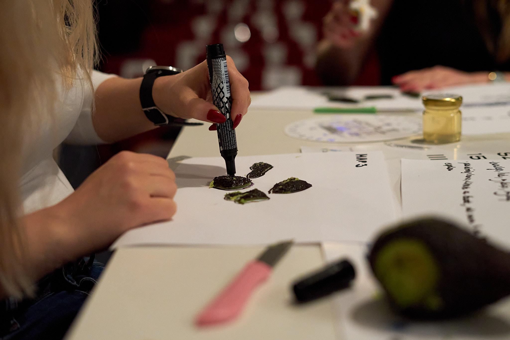"""""""The avocado challenge. A Transitional Journey """" – V Międzynarodowy Kongres Kreatywny Design Plus / Dzień 2"""