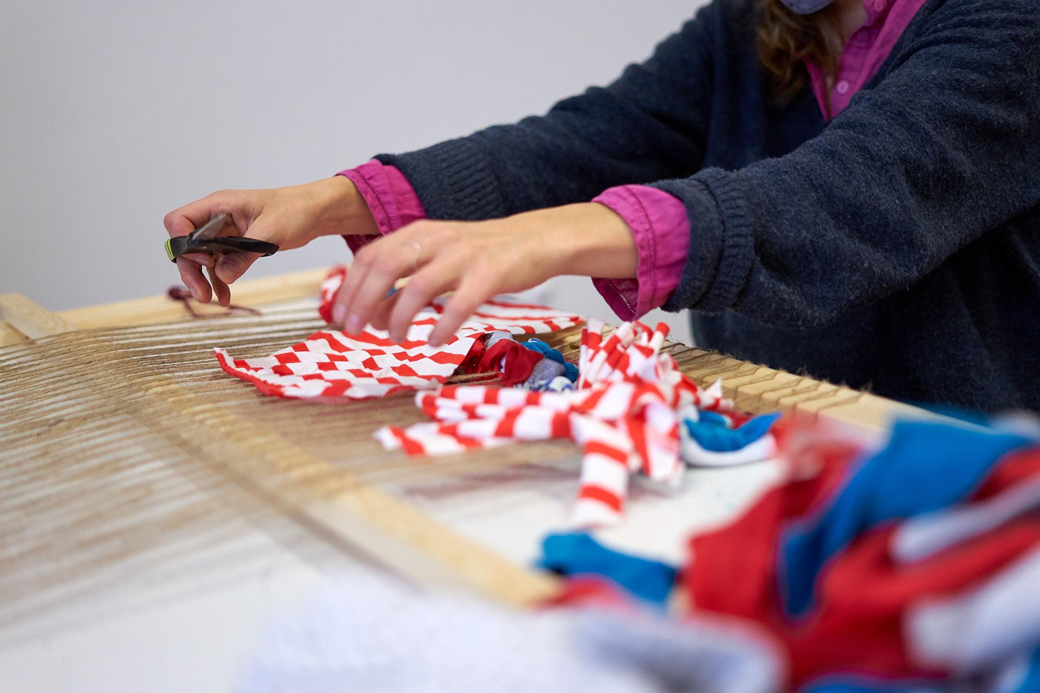 """""""Recycling design – stwórz swój dywan!"""" – V Międzynarodowy Kongres Kreatywny Design Plus / Dzień 2"""