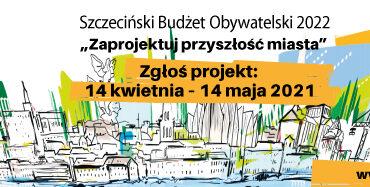 """SBO 2022 """"Zaprojektuj przyszłość miasta"""": Czas na pomysły mieszkańców!"""