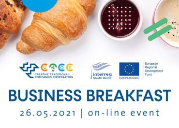 CTCC – Business Breakfast