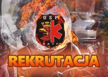 Rekrutacja do OSP Gryf w Szczecinie