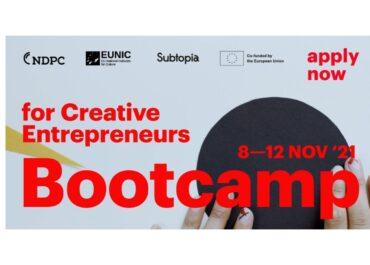 Bootcamp for Creative Entrepreneurs